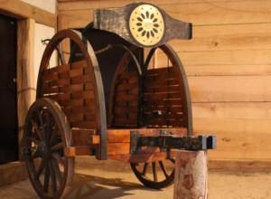 Keltischer Wagen